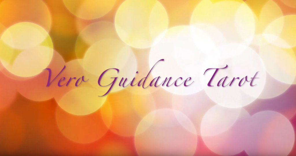 "image de la vidéo ""vero guidance Tarot"" Guidance Tarot de Marseille YouTube décembre 2020"